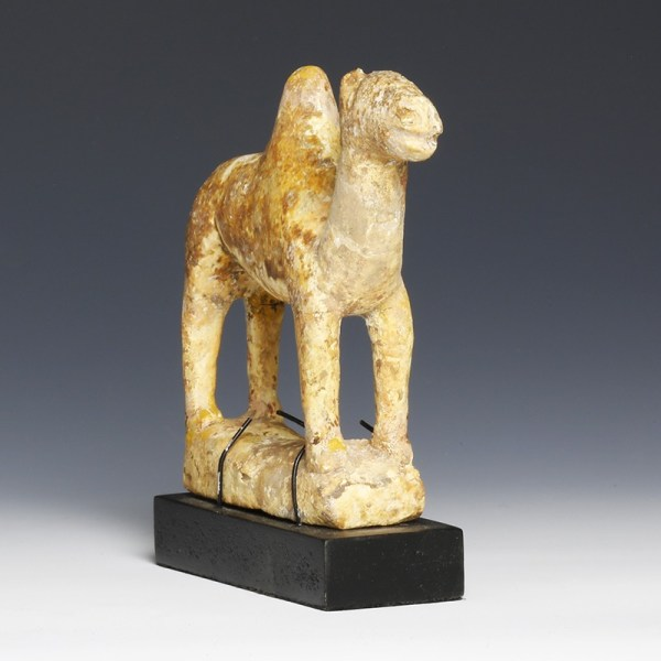 Rare South Arabian Alabaster Camel