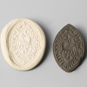 Medieval Ecclesiastical Bronze Seal Matrix
