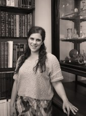 Anastasia Hanna - Antiquities Gallery Manager