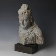 Schist Gandharan Buddha