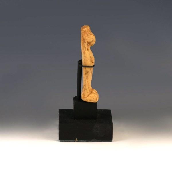 Corinthian Standing Female Terracotta