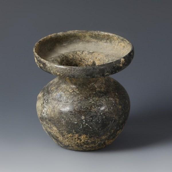 Roman Glass Jar