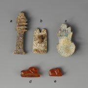 Egyptian Hardstone Animal Amulets - Ancient Egyptian Antiquities