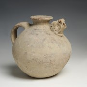 Indus Valley Jar with Bull Head Spout