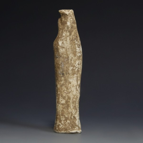 Large Terracotta Standing Woman