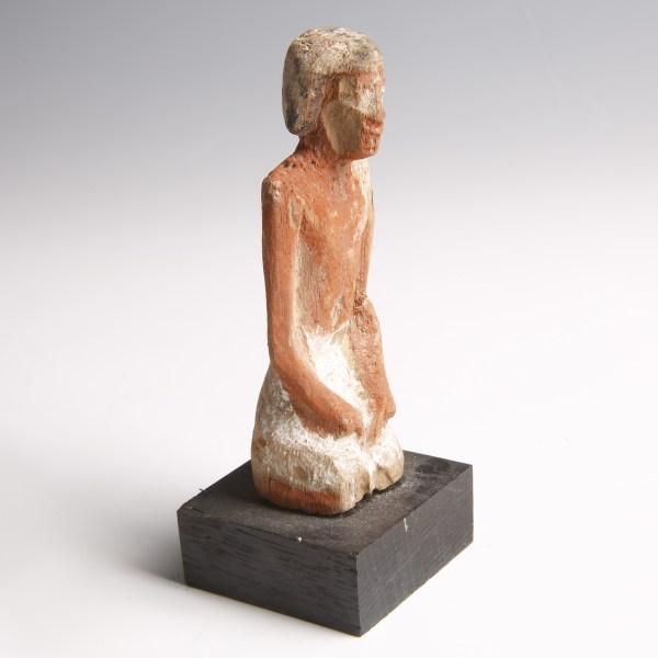 Egyptian Middle Kingdom Wood Servant Figure
