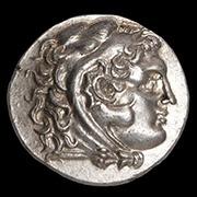 Ancient Greek Silver Tetradrachm