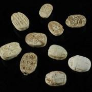 Hyksos Period Egyptian Scarabs