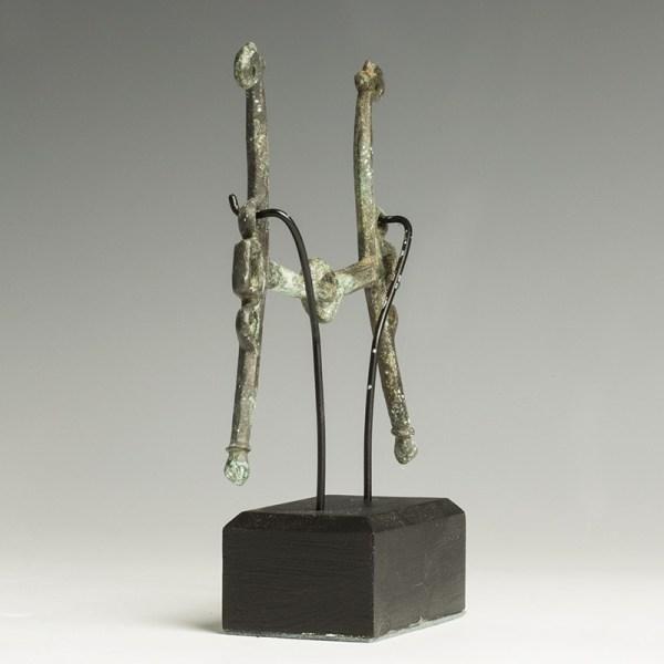 Luristan Bronze Horse Snaffle