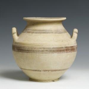 native italic pottery amphora