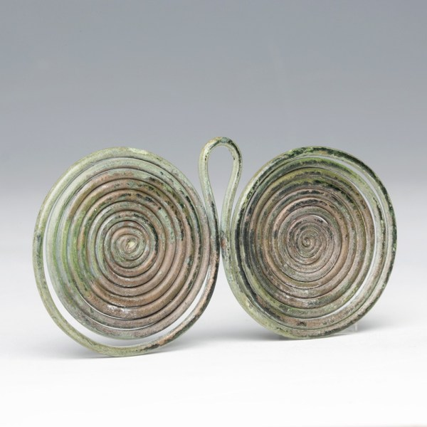 Bronze Age Spectacle Fastener