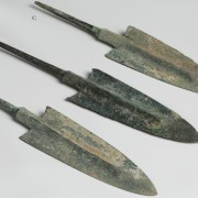 Selection of Luristan Bronze Tanged Arrowhead