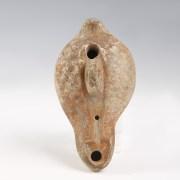 Rare Roman Pinecone Lamp