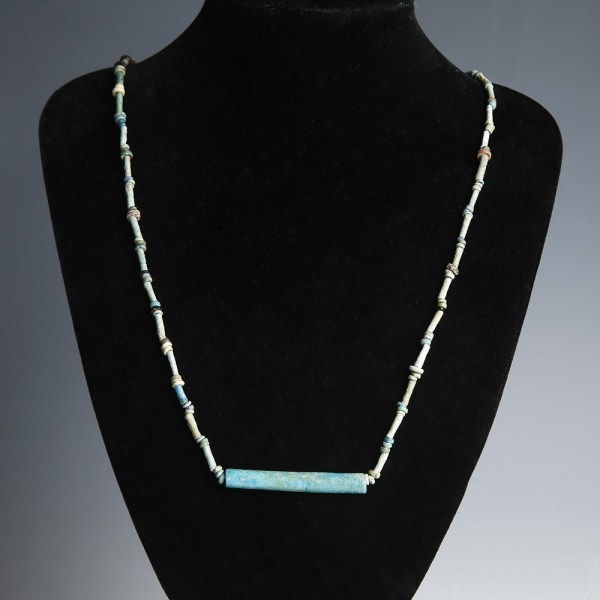 Ancient Egyptian Amarna Period Necklace