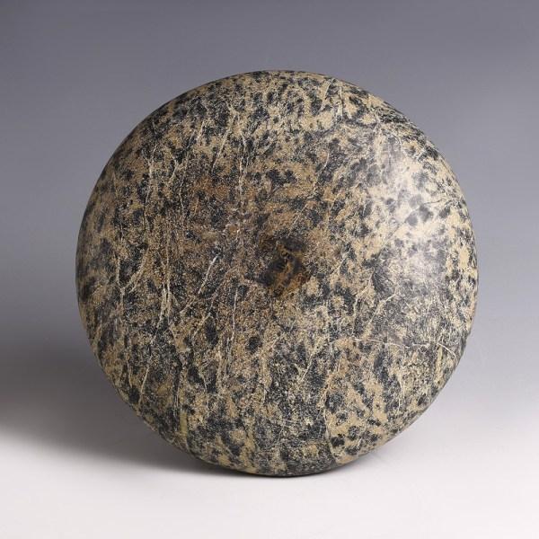 Ancient Egyptian Diorite Shallow Dish