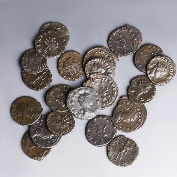 Selection of Claudius Gothicus & Gallienus Billion Antoninianii