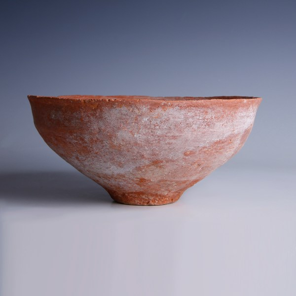 Holy Land Late Bronze Age Terracotta  Bowl