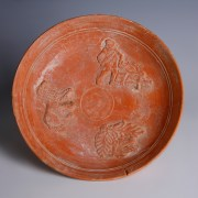 African Red Slipware Bowl with Old Testament Scenes