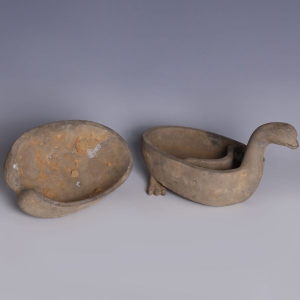 Tang Dynasty Ink Stone Vessel