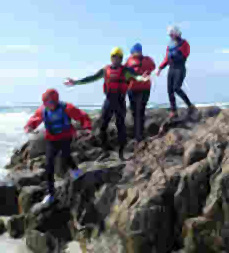 Youth on Tiree