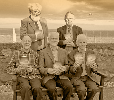 secret Island Authors