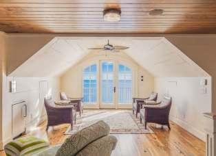 Lifestyle Image of a home with rug