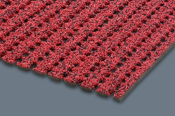 SAFETY MAT RED
