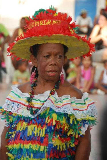 Bryanna Plog (@BryannaPlog) of the USA showed us the face of a party participant from an Afro-Colombian islan festival in, well, Colombia: pic.twitter.com/GcKpkVREfK