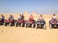 Jess (@Jessisawanderer) doesn't simply walk around historic ruins: She quad bikes 'em (Egypt): https://twitter.com/Jessisawanderer/status/534437767296872448/photo/1