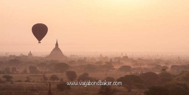 Rachel Davis (@vagabondbaker) of Scotland found Bagan, Burma to be not only inspirational, but spiritual too. See why? https://twitter.com/vagabondbaker/status/519203885911912448/photo/1