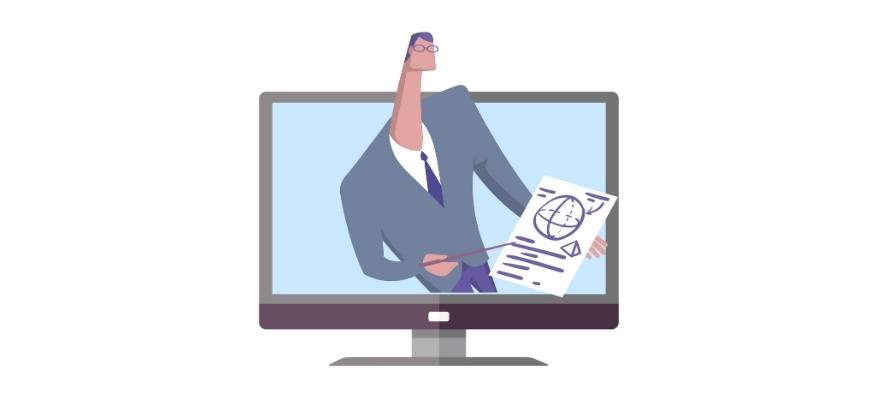 Онлайн-обучение - вебинары