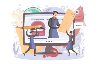 Конструктор онлайн-курсов