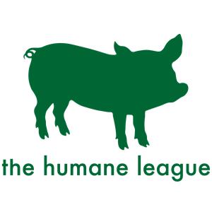 Logo The Humane League (goed doel voor dieren)