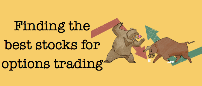 Top stocks for option trading