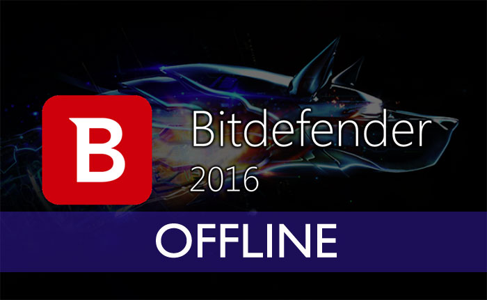 Install Bitdefender 2016 Offline