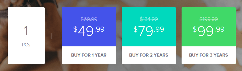 avast premier antivirus pricing