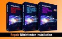 How to Repair Bitdefender 2016 Installation