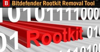 Bitdefender Rootkit Removal Tool