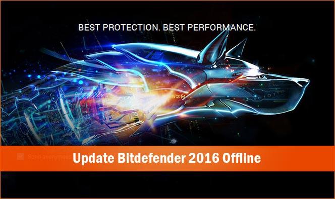 update bitdefender 2016 offline