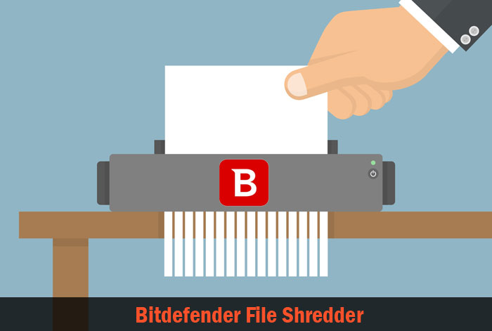 Bitdefender File Shredder