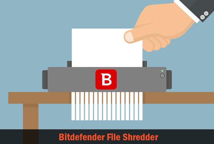 Bitdefender File Shredder