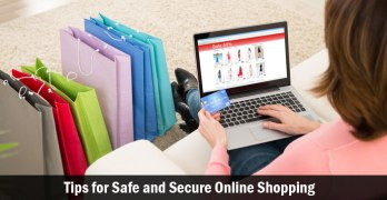 5 Tips for Safe and Secure Online Shopping