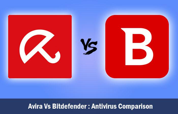 avira antivirus compare