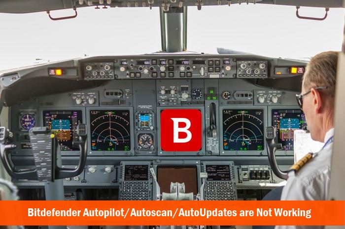 Bitdefender autopilot