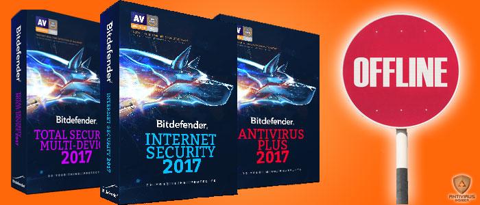 install bitdefender 2017 offline