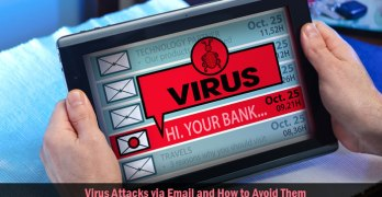 Virus Attacks via Email