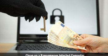 How to Clean up a Ransomware infected Registry/Computer