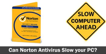Can Norton Antivirus Slow your PC?