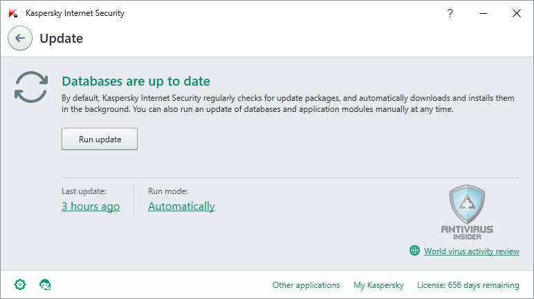 Antivirus program slowing my computer down?