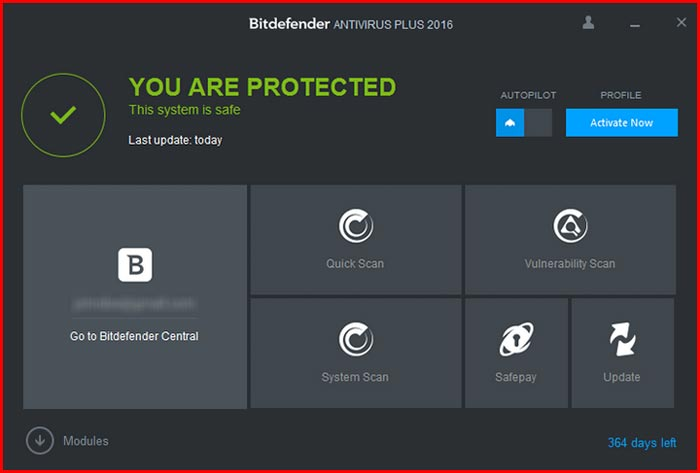 Bitdefender Antivirus Plus Coupon